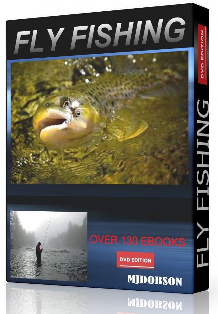 Fly fishing training skills tutorial dvd md241 learn the for Fly fishing basics