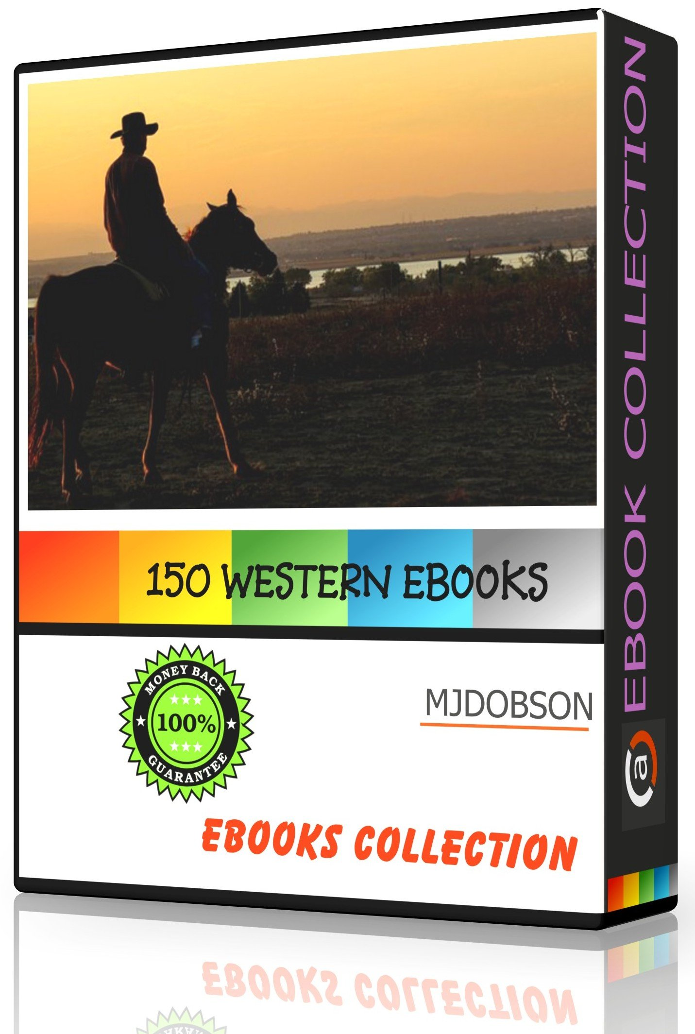Western Ebooks Stories Story Books Disc For Ipad Kindle Kobo Ereader