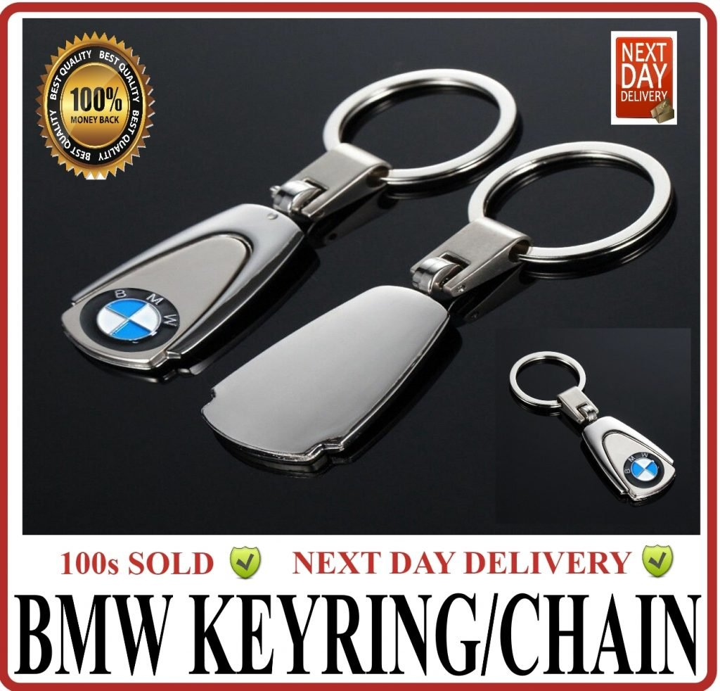 Bmw Key Ring Chain 1 Series 3 Series 5 Series X5 X6 Z3 Z4