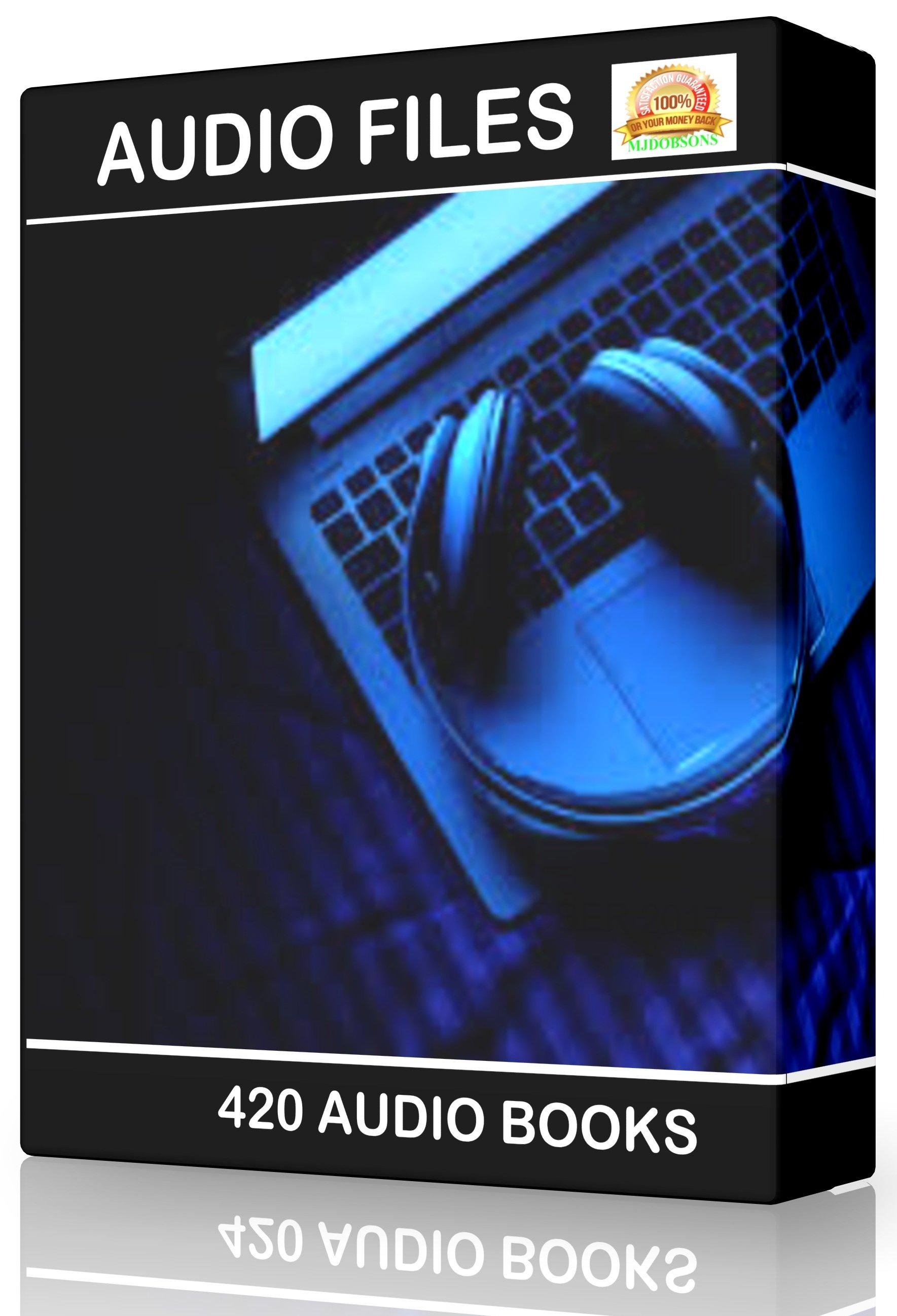 Collection of 420 audio books, LibriVox Recordings DOWNLOAD