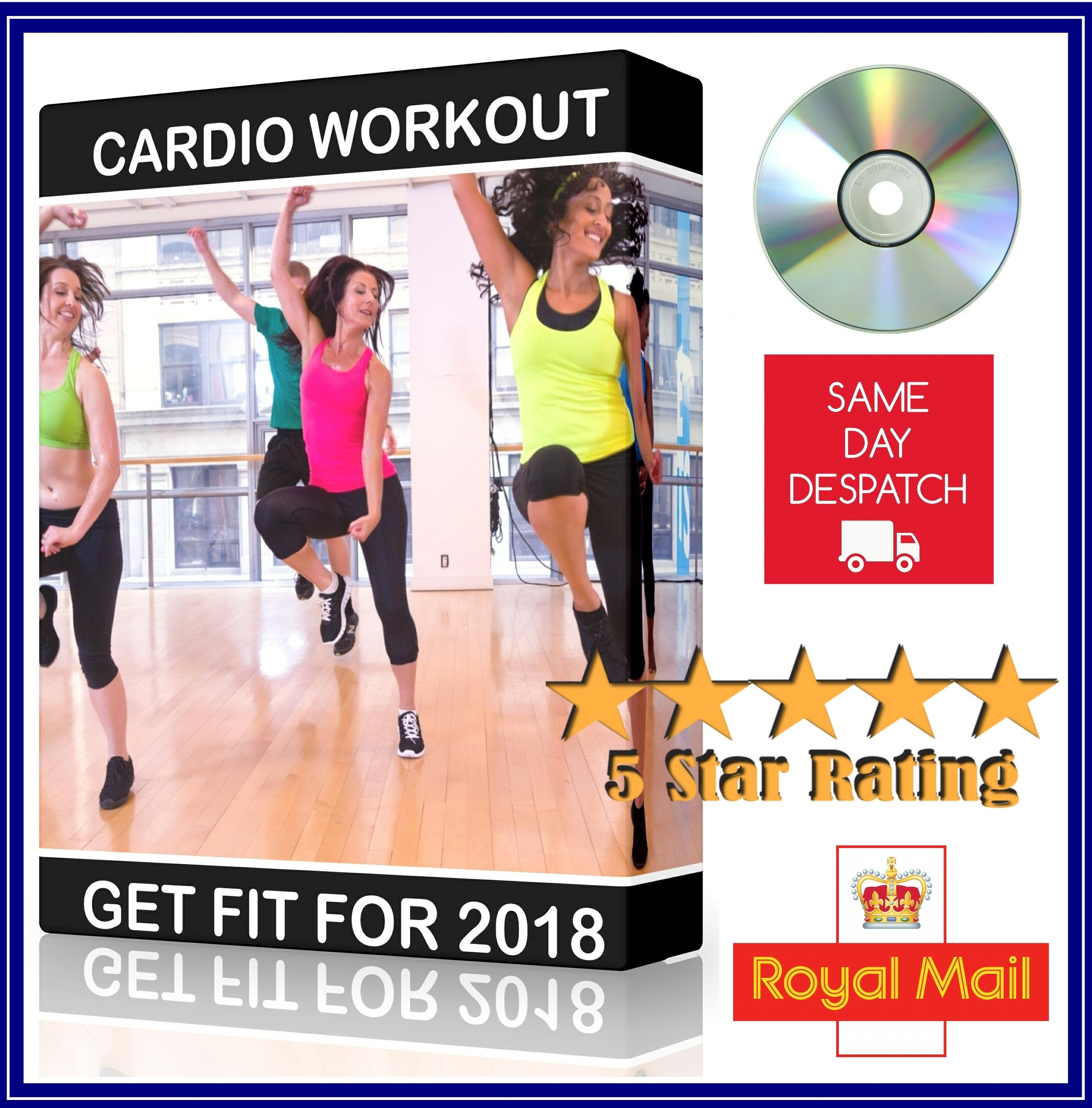 BEGINNERS CARDIO WORKOUT LEARN TOTAL BODY WORKOUT FOR