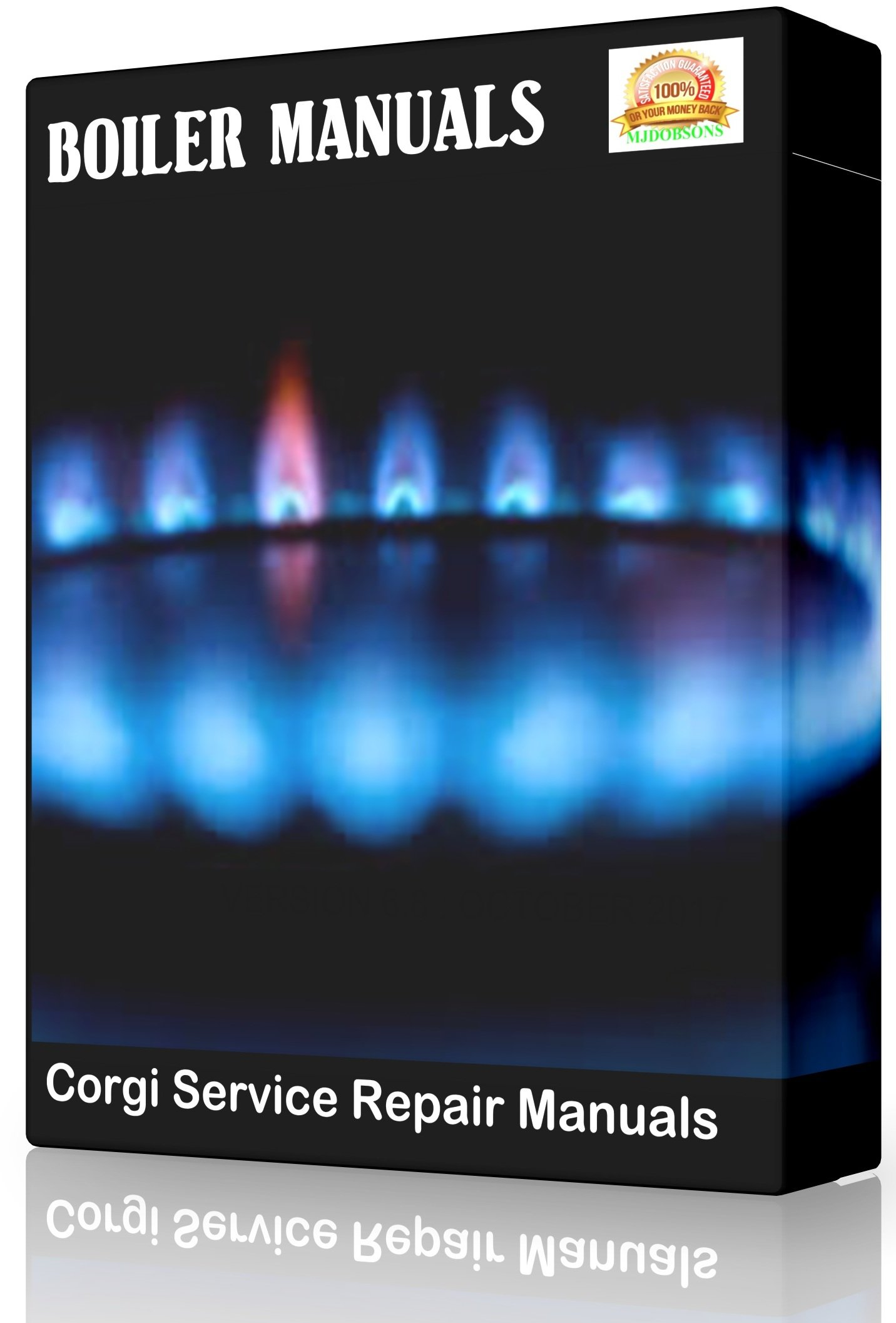 Boiler Corgi Service Repair Manuals Central Heating Plumbing Guide Download