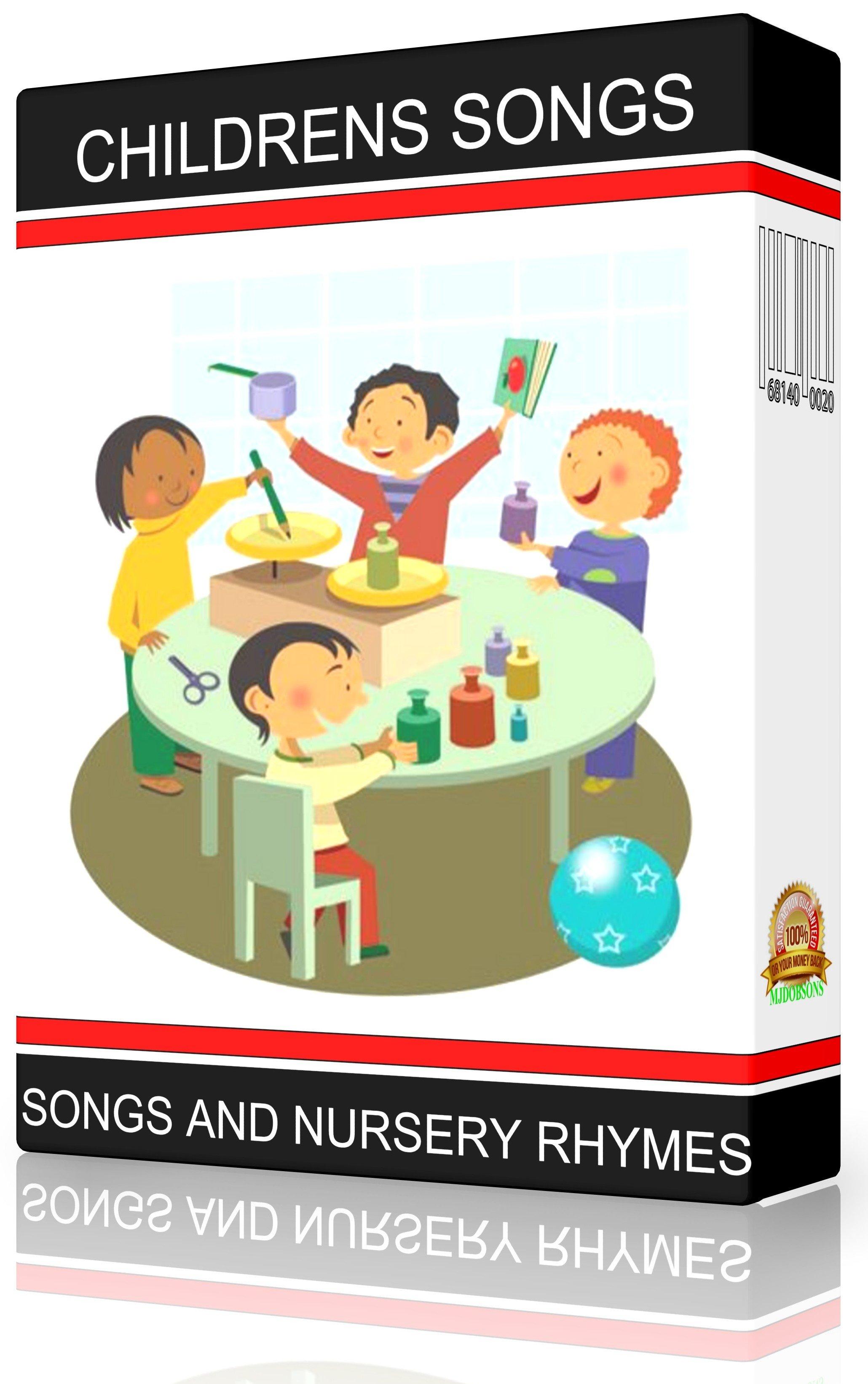 Children S Songs Nursery Rhymes Soothing Baby Sleep Aid